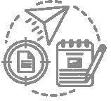 icon Triển khai kế hoạch truyền thông tích hợp