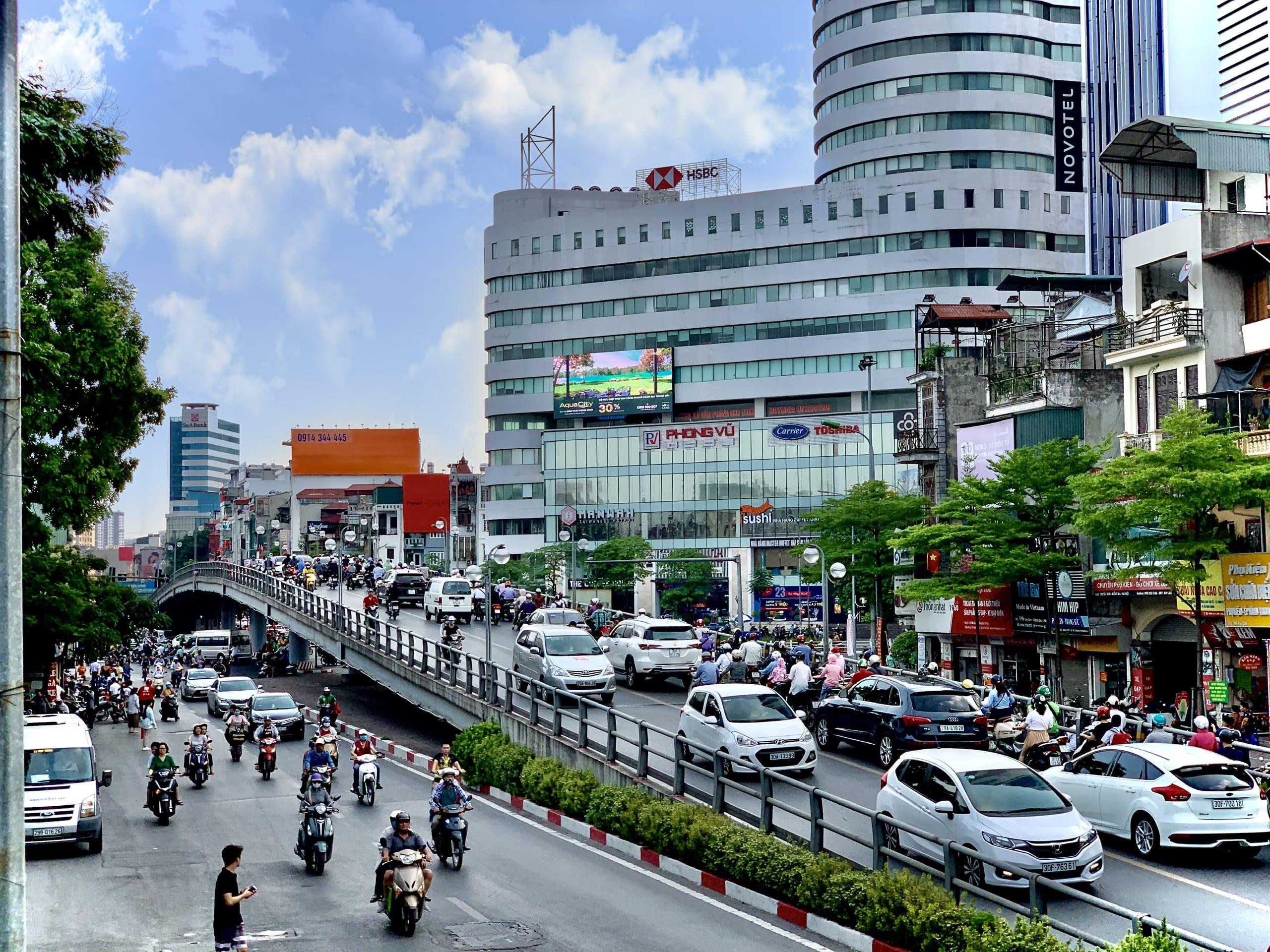 Top 3 vị trí quảng cáo màn hình led ngoài trời tại Hà Nội nhiều doanh nghiệp quan tâm nhất