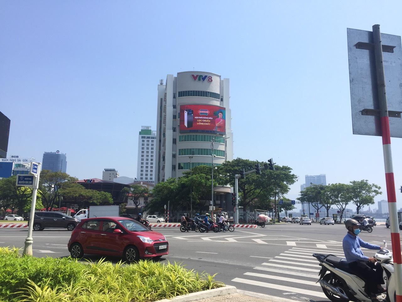 Quảng cáo màn hình led ngoài trời tại Đà Nẵng vị trí và báo giá
