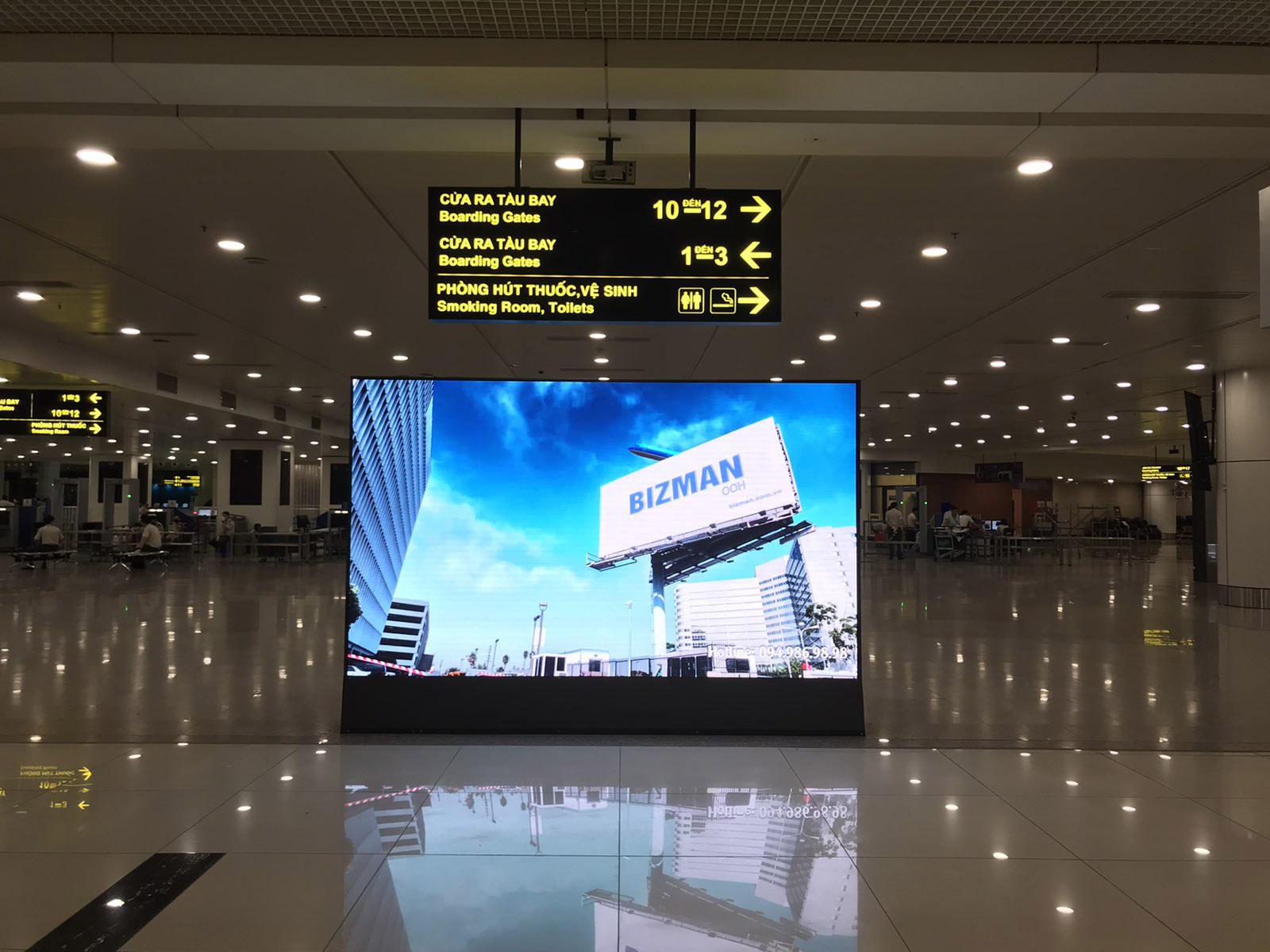 Quảng cáo sân bay - Nâng tầm thương hiệu doanh nghiệp hiệu quả!