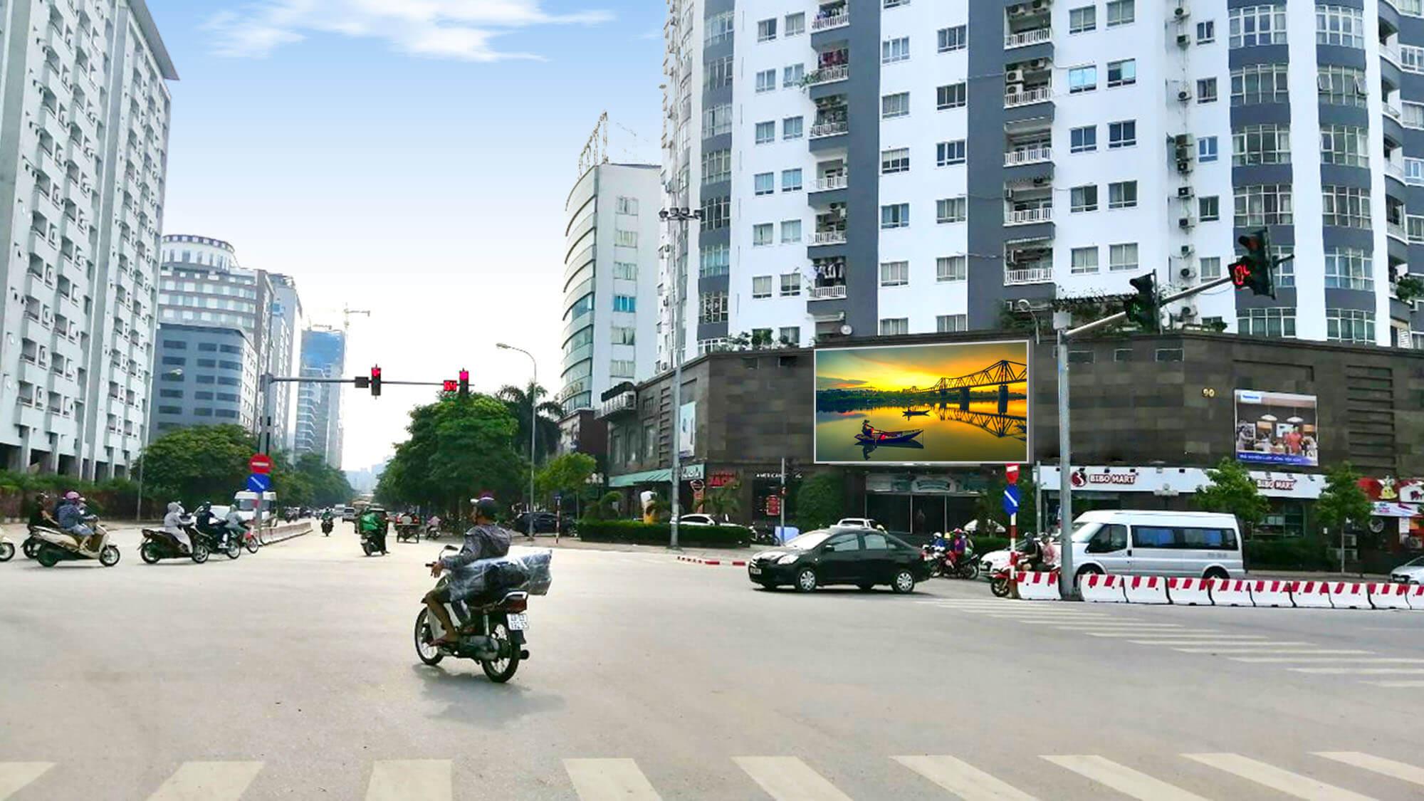 Hướng nhìn từ Duy Tân đi Phạm Hùng