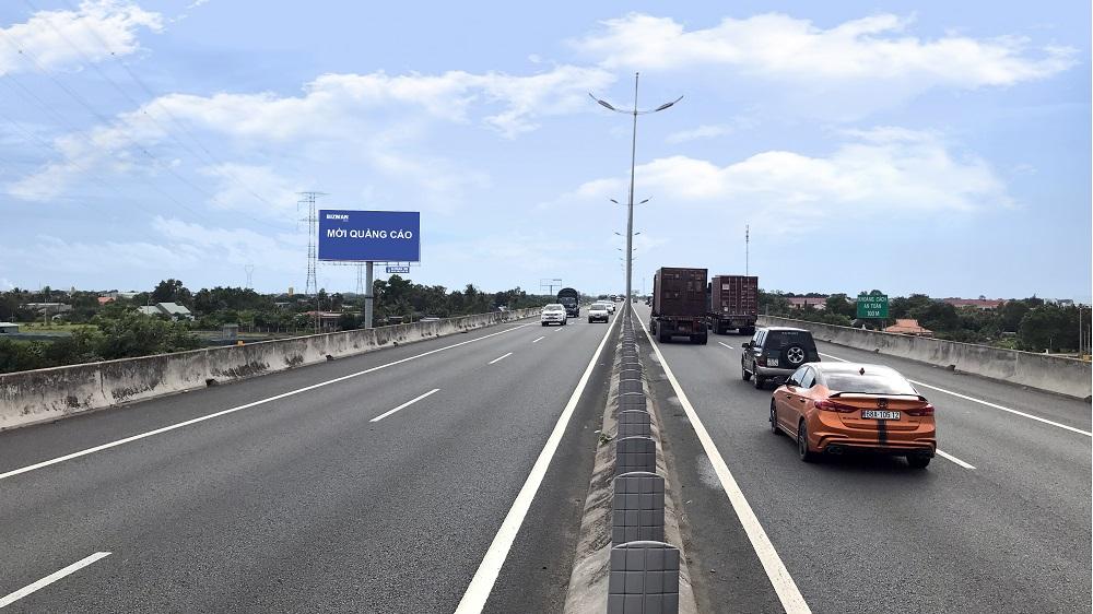 Vị trí Km15 + 775 (Bên phải): Nằm trên tuyến cao tốc Sài Gòn - Trung Lương, đoạn Tp. HCM - Tiền Giang, tỉnh Long An