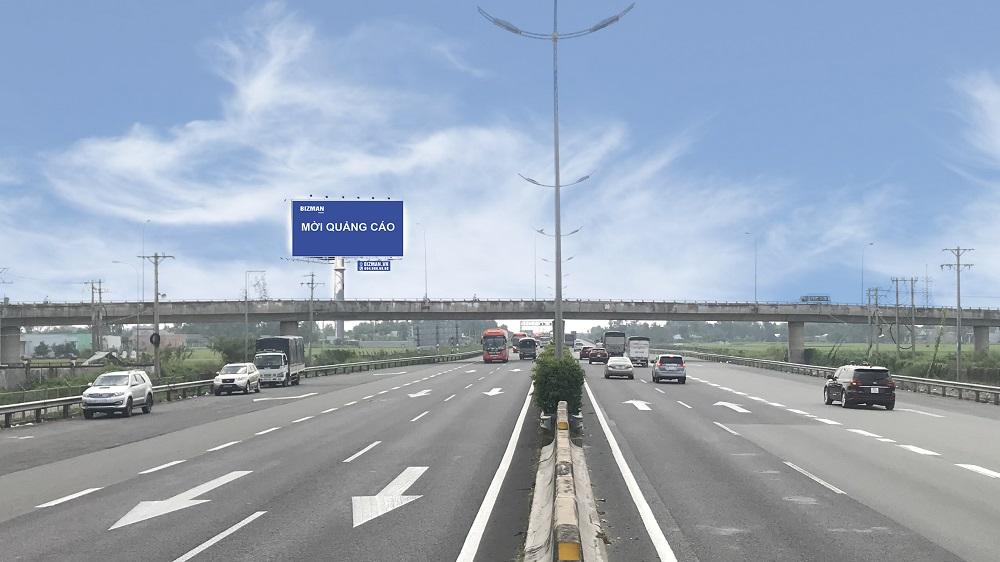 Vị trí Km28 + 785 (Bên phải): Nằm trên tuyến cao tốc Sài Gòn - Trung Lương, đoạn Tp. HCM - Tiền Giang, tỉnh Long An