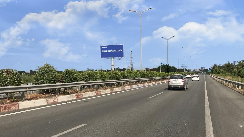 Hướng nhìn từ TP. Hồ Chí Minh – Long Thành