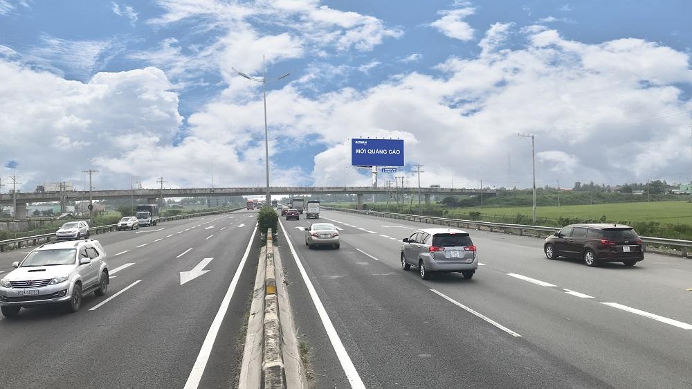 Vị trí Km28 + 800 (Bên trái): Nằm trên tuyến cao tốc Sài Gòn - Trung Lương, đoạn Tp. HCM - Tiền Giang, tỉnh Long An