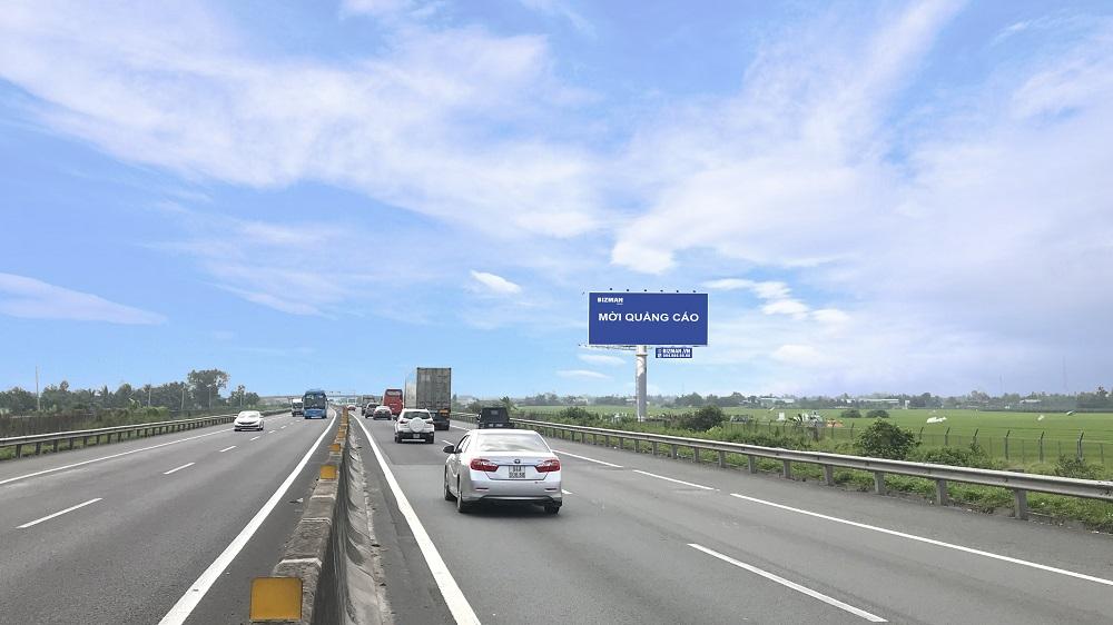 Vị trí Km26 + 500 (Bên trái): Nằm trên tuyến cao tốc Sài Gòn - Trung Lương, đoạn Tp. HCM - Tiền Giang, tỉnh Long An