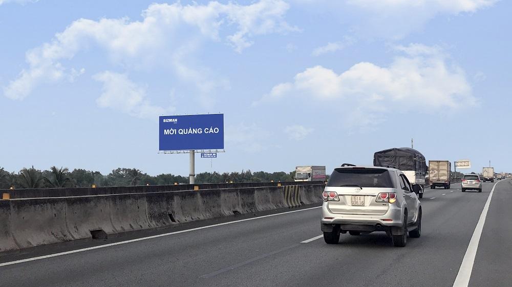 Vị trí Km18 + 950 (Bên trái): Nằm trên tuyến cao tốc Sài Gòn - Trung Lương, đoạn Tp. HCM - Tiền Giang, tỉnh Long An