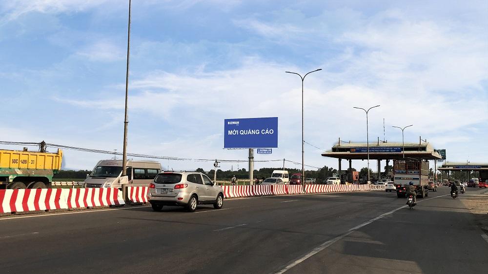 Vị trí Km28 + 300 (Bên trái): Nằm trên tuyến QL51, đoạn Biên Hòa - Vũng Tàu, tỉnh Đồng Nai