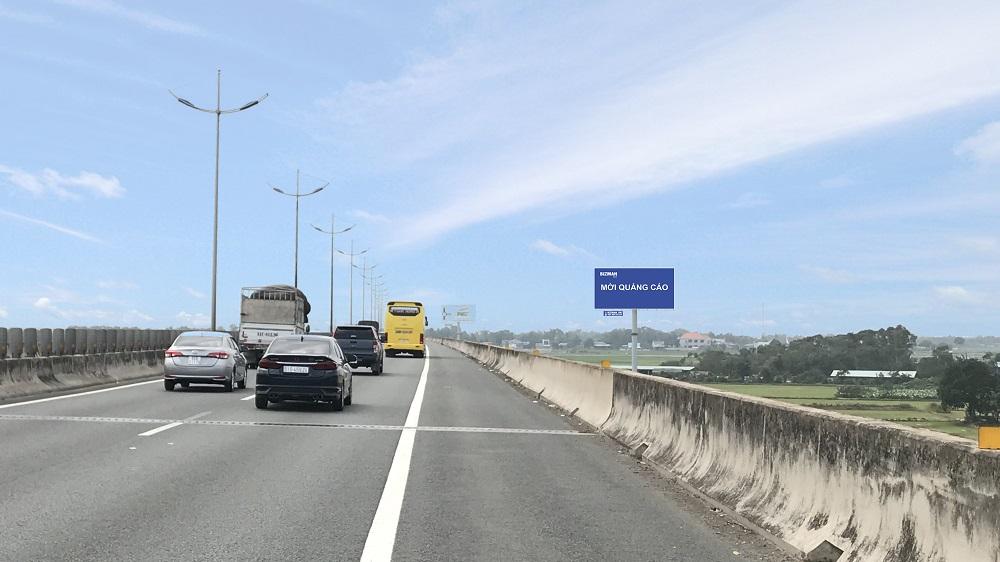 Vị trí Km16 + 950 (Bên trái): Nằm trên tuyến cao tốc Sài Gòn - Trung Lương, đoạn Tp. HCM - Tiền Giang, tỉnh Long An
