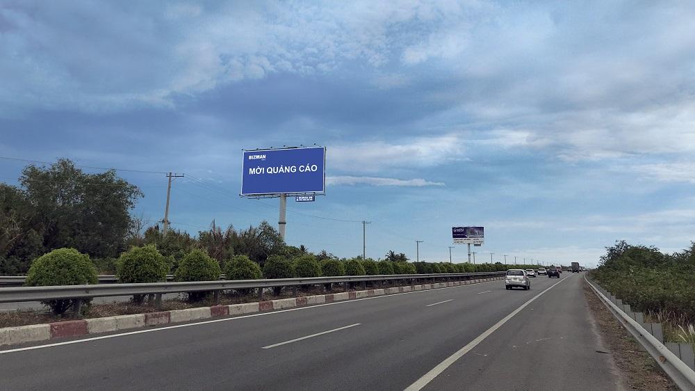 Vị trí Km17 + 360 (Bên phải): Nằm trên tuyến CT Tp. HCM - Long Thành - Dầu Giây, đoạn HCM - Đồng Nai, tỉnh Đồng Nai