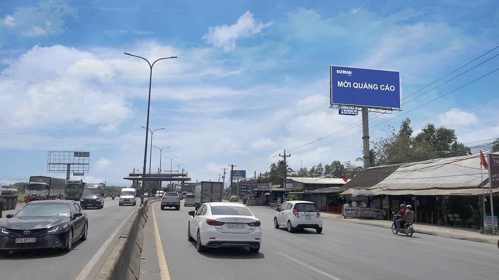 Vị trí Km28 + 200 (Bên phải): Nằm trên tuyến QL51, đoạn Biên Hòa - Vũng Tàu, tỉnh Đồng Nai