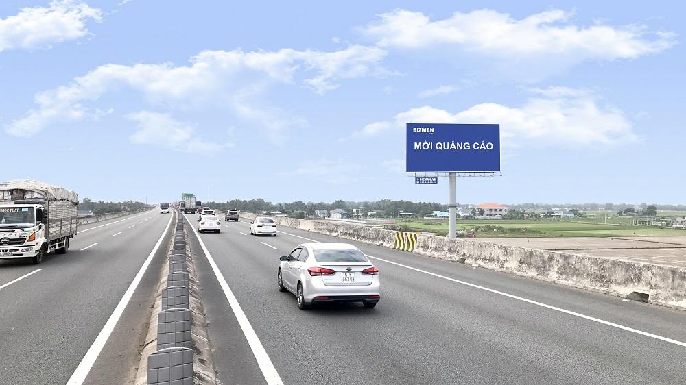 Vị trí Km17 + 350 (Bên trái): Nằm trên tuyến cao tốc Sài Gòn - Trung Lương, đoạn Tp. HCM - Tiền Giang, tỉnh Long An