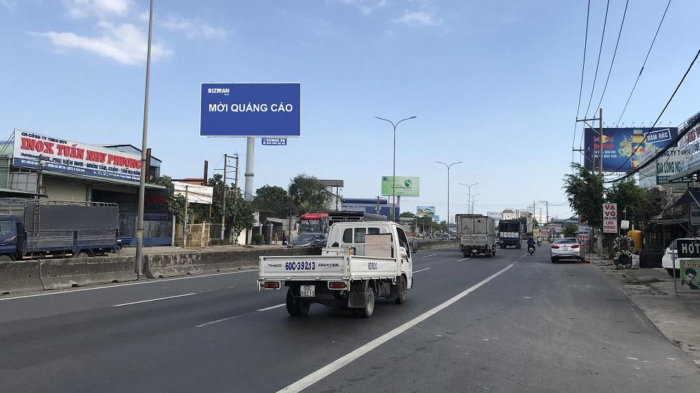 Vị trí Km22 + 800 (Bên trái): Nằm trên tuyến QL51, đoạn Biên Hòa - Vũng Tàu, tỉnh Đồng Nai
