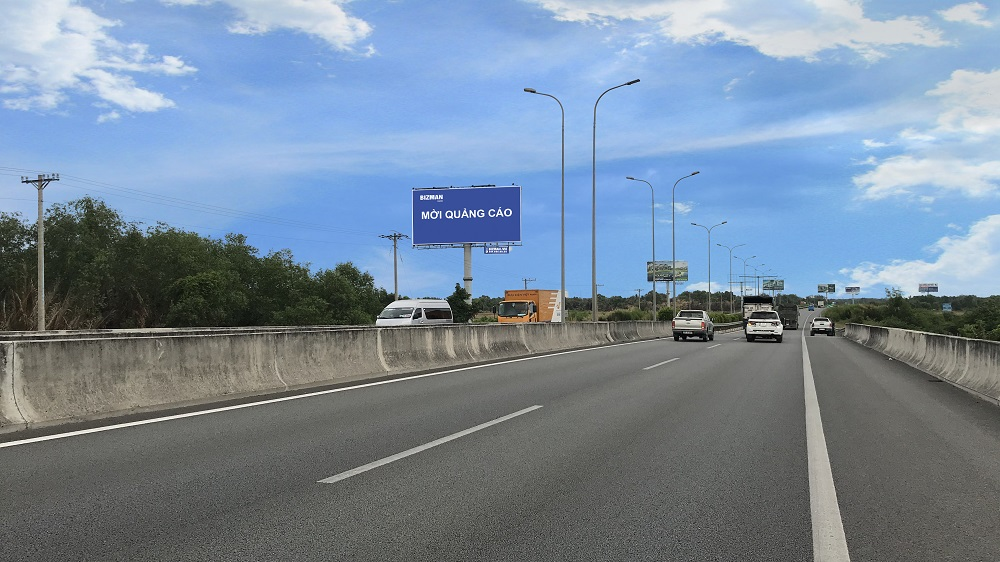 Vị trí Km16 + 600 (Bên trái): Nằm trên tuyến CT Tp. HCM - Long Thành - Dầu Giây, đoạn HCM - Đồng Nai, tỉnh Đồng Nai