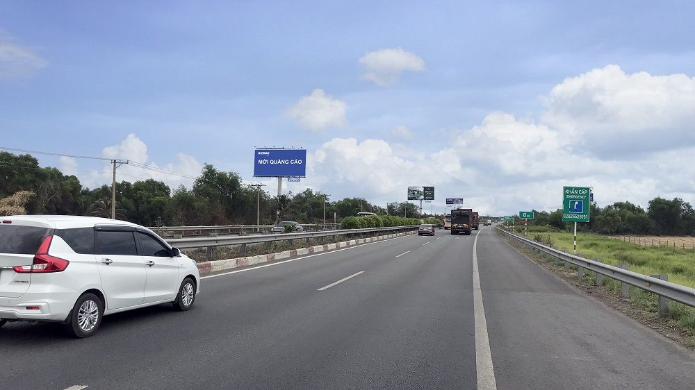 Vị trí Km17 + 100 (Bên trái): Nằm trên tuyến CT Tp. HCM - Long Thành - Dầu Giây, đoạn HCM - Đồng Nai, tỉnh Đồng Nai
