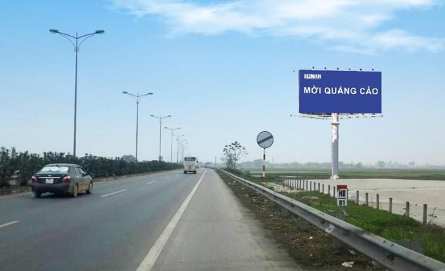 Vị trí 23B - Km82 + 100: Nằm trên tuyến QL21B, đoạn Phủ Lý - Nam Định, tỉnh Hà Nam