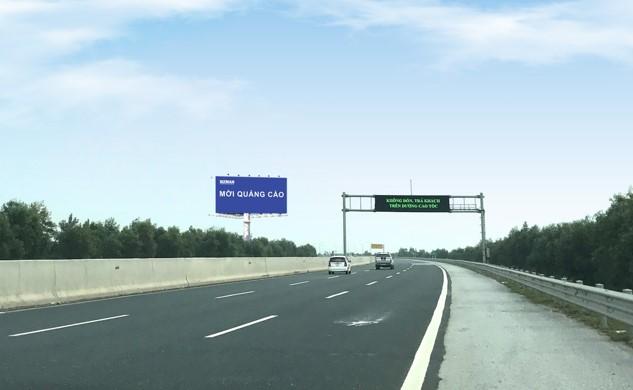 Vị trí YM 45-B (Km23 + 500): Nằm trên tuyến cao tốc Hà Nội - Hải Phòng, đoạn qua Tp. Hưng Yên