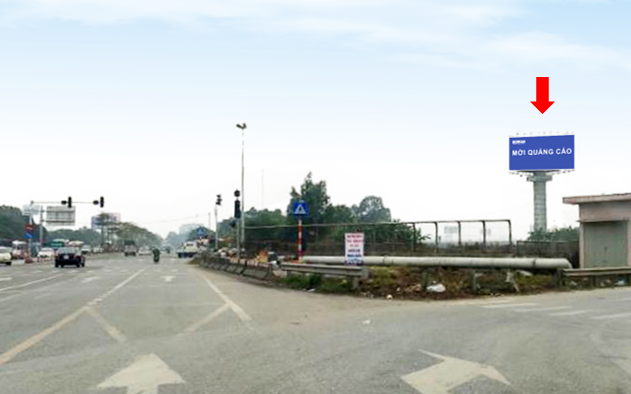 Vị trí 67A (HNLC-67A): Nằm tại nút giao Cao tốc Hà Nội – Lào Cai giao cắt với QL2 và QL18