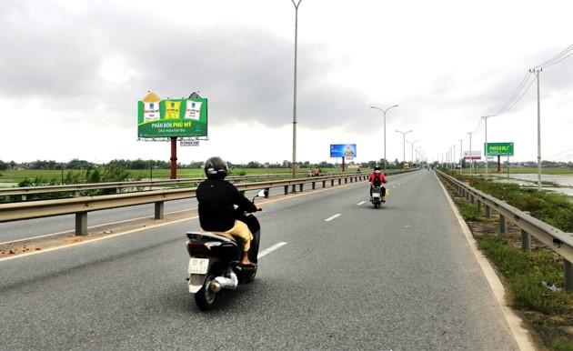 Vị trí KmH6/960 + 60: Nằm trên tuyến QL1A, đoạn Đà Nẵng - Tam Kỳ, tỉnh Quảng Nam