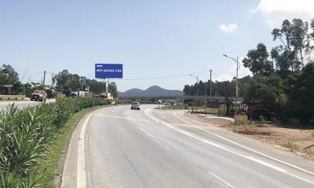 Vị trí KmH3/441 + 50: Nằm trên tuyến QL1A, đoạn Thanh Hóa - Nghệ An, tỉnh Nghệ An