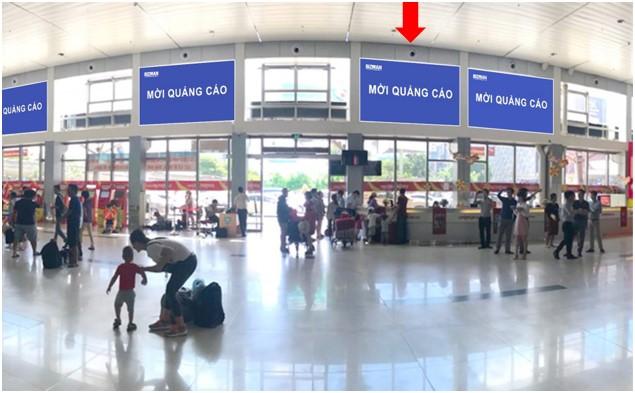 Vị trí HD04: Khu vực check-in sảnh Vietjet, Ga đi Quốc nội