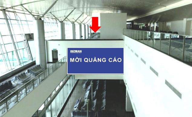 Khu vực phòng chờ lên máy bay Gate 22 - 25, Ga đi Quốc tế