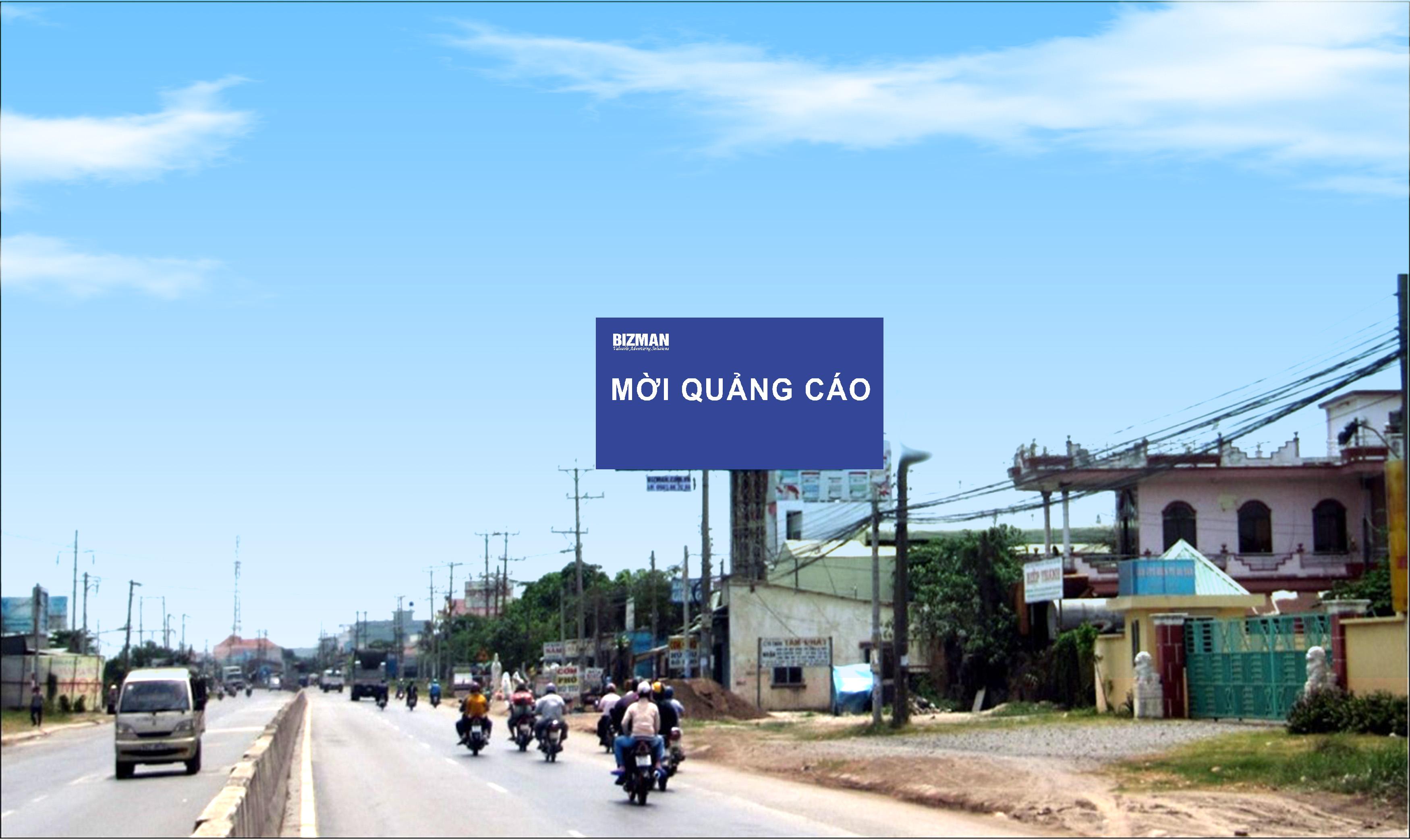 Hướng nhìn từ Long An – TP. Hồ Chí Minh