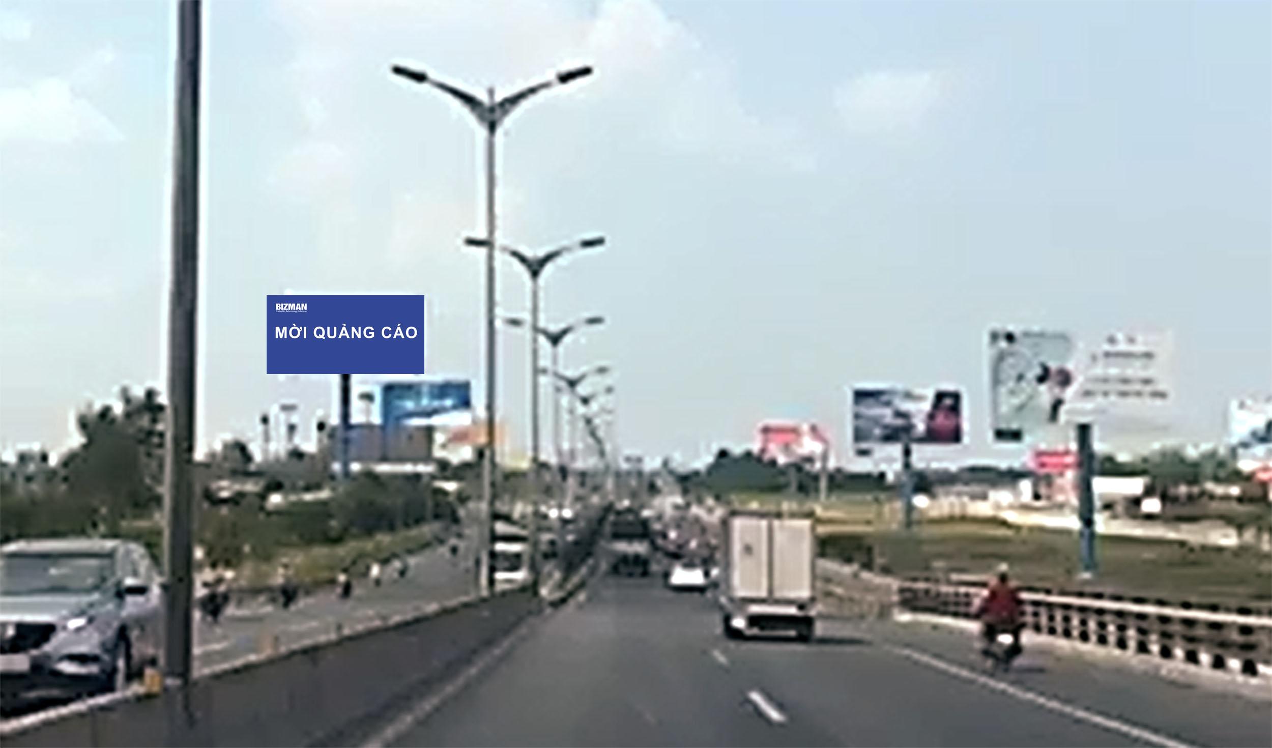 Vị trí số 24 (Bên phải - gần cầu Vĩnh Long): Nằm trên tuyến QL1A, đoạn Vĩnh Long - Cần Thơ, tỉnh Cần Thơ