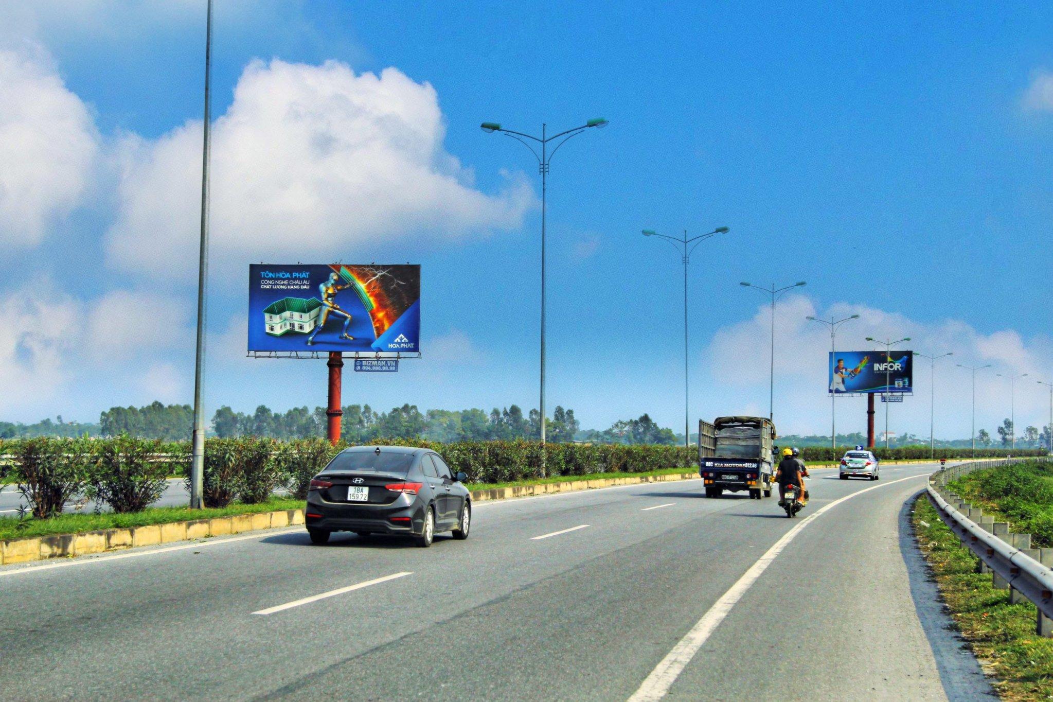 Vị trí 18A - Km80 + 300: Nằm trên tuyến QL21B, đoạn Hà Nam - Nam Định, qua tỉnh Hà Nam